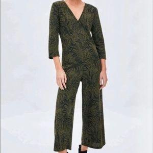 Soft Print Jumpsuit